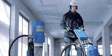 Шліфування та полірування мармурових підлог